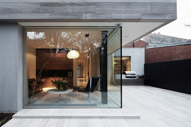 With Modern Architecture Comes Striking Lines | Cara Clark Design